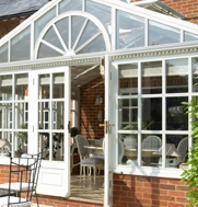 Victorian Style Conservatory